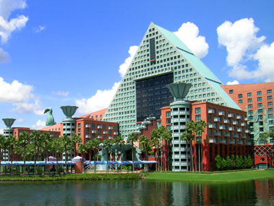 Hotel Walt Disney World Dolphin