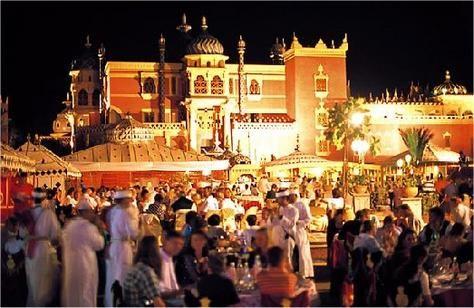 Vacaciones en marruecos marrakech 2018 ofertas paquetes - Fotos marrakech marruecos ...