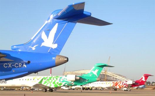 horario de vuelos aereos: