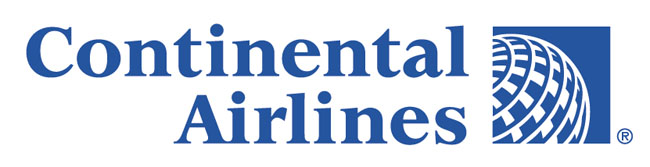 viajes a Continental Airlines
